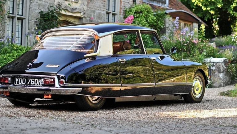 Raduno Auto D'Epoca Made in UK