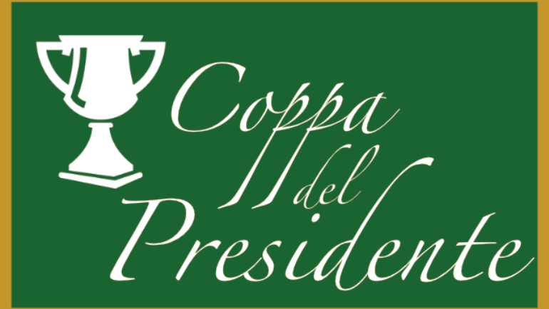 Classifiche Coppa del Presidente Domenica 18/11/2018