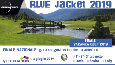 Blue Jacket by Cristian Events Domenica 25 Novembre 2018