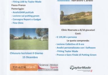 Golf Clinic by Golf Experience di Alessio Cocchi