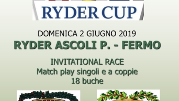 RYDER AP – FM INVITATIONAL RACE