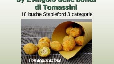 OLIVE ALL'ASCOLANA by L'Angolo delle bontà di Tomassini 18 buche Stbl – 3 cat.