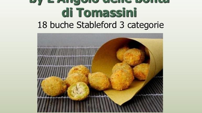 OLIVE ALL'ASCOLANA by L'Angolo delle bontà di Tomassini – 18 buche stbl 3 cat.