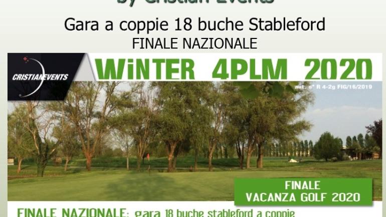 WINTER 4PLM by Cristian Events – Gara a coppie 18 buche stbl