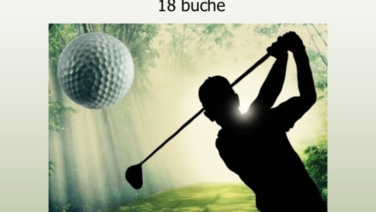 MATCH PLAY 18 buche