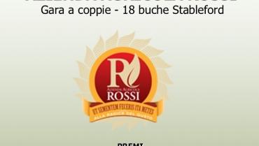 LOUISIANA AZIENDA AGRICOLA ROSSI – Gara a coppie – 18 buche Stbl.