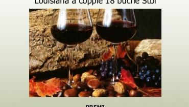 NOVELLO E CASTAGNE – LOUISIANA A COPPIE 18 BUCHE STBL